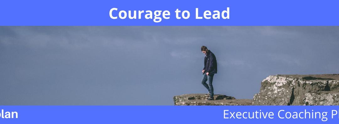 Courage to Lead
